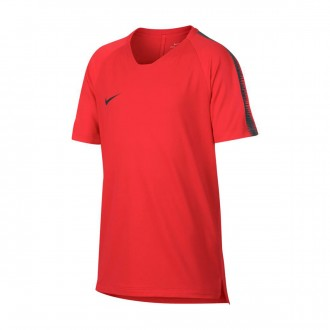 Jersey  Nike Breathe Squad Niño Light crimson-Anthracite