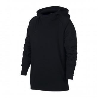 Sudadera  Nike Dry Academy Hoodie Niño Black