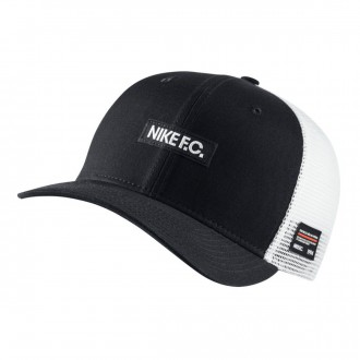 Gorra  Nike Nike F.C. Classic99 Black-White