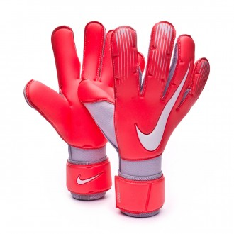 Glove  Nike Vapor Grip 3 Light crimson-Wolf grey-Pure platinum