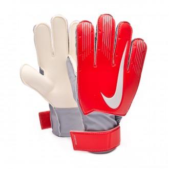 Glove  Nike Kids Match  Light crimson-Wolf grey-Pure platinum