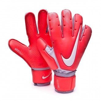 Glove  Nike Premier SGT Light crimson-Wolf grey-Pure platinum