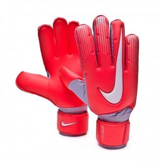Glove  Nike Spyne Pro Light crimson-Wolf grey-Pure platinum