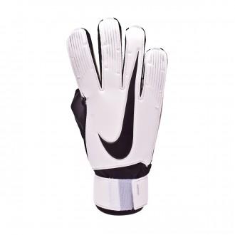 Guante  Nike Match White-Black