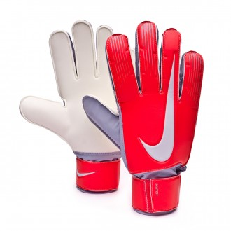 Glove  Nike Match Light crimson-Wolf grey-Pure platinum