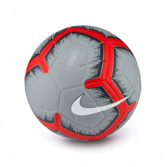 Balón Nike Strike 2018-2019 Pure platinum-Wolf grey-White