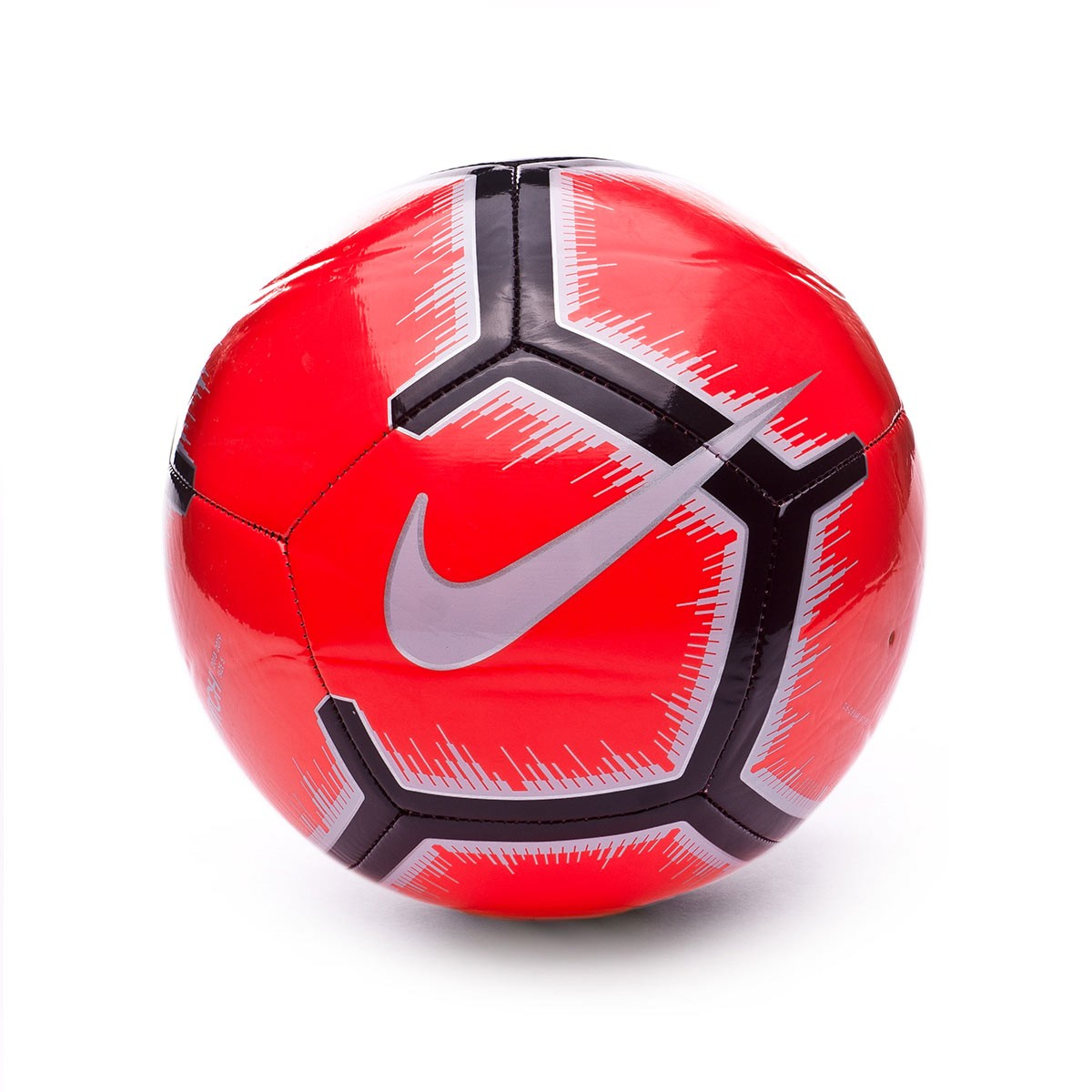 Nike Pitch Training Soccer Ball Ballons entra/înement Football Mixte
