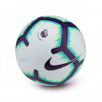 Balón  Nike Magia Premier League 2018-2019 White-Blue-Purple