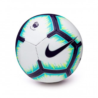 Balón  Nike Mini Skills Premier League 2018-2019 White-Blue-Purple