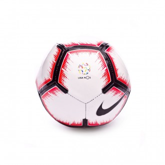 Balón  Nike Mini Liga NOS Skills 2018-2019 White-Bright crimson-Black
