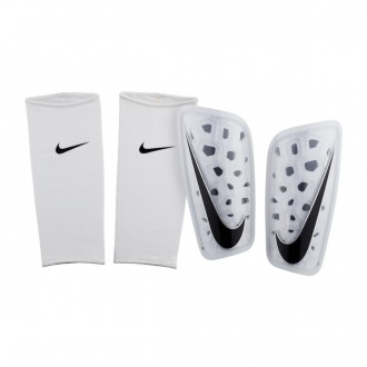 Shinpads  Nike Mercurial Lite White-Black