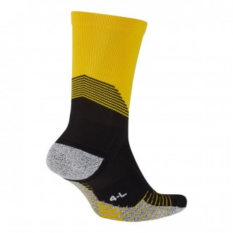 Calcetines  Nike NikeGrip Neymar Black-White-Yellow