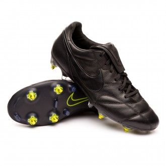 Chuteira  Nike Premier II Anti-Clog Traction SG-Pro Black