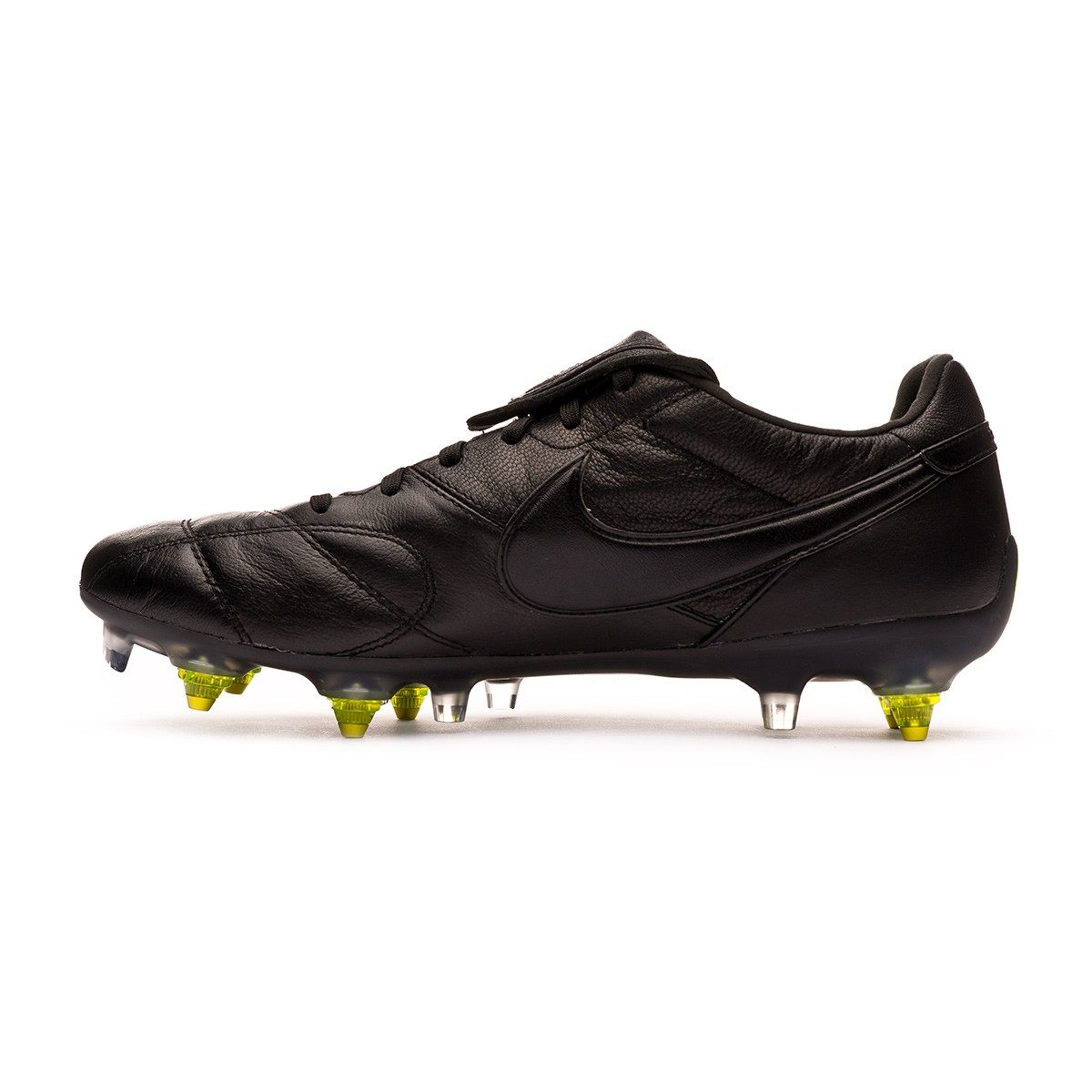 premium selection 90197 f8c74 Chaussure de foot Nike Tiempo Premier II Anti-Clog Traction SG-Pro Black -  Boutique de football Fútbol Emotion