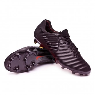 Bota  Nike Tiempo Legend VII Elite FG Black