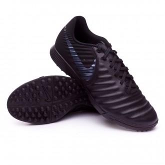 Zapatilla  Nike Tiempo LegendX VII Academy Turf Black