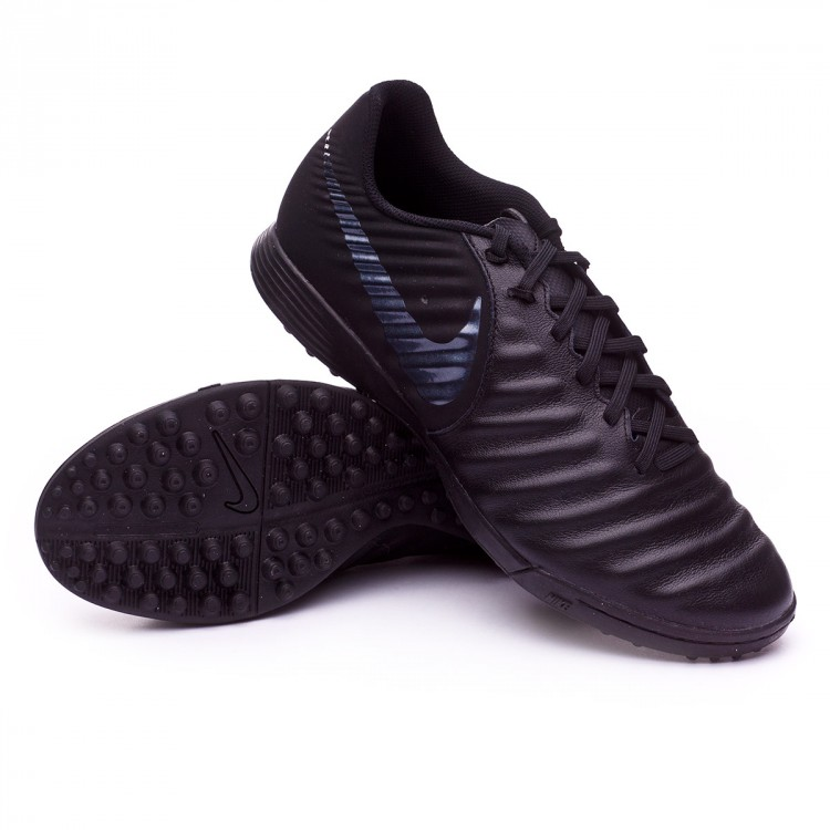 904ae6cac8bcc Tenis Nike Tiempo LegendX VII Academy Turf Black - Tienda de fútbol ...