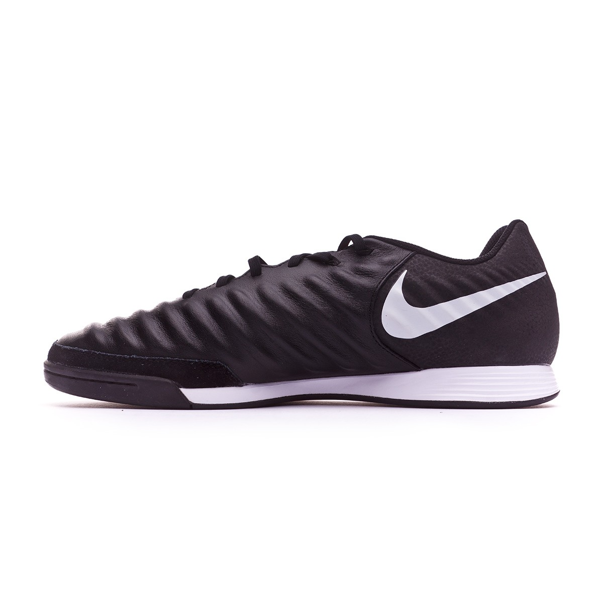9eacc9fef667d Futsal Boot Nike Tiempo LegendX VII Academy IC Black-Pure platinum-Light  crimson - Football store Fútbol Emotion
