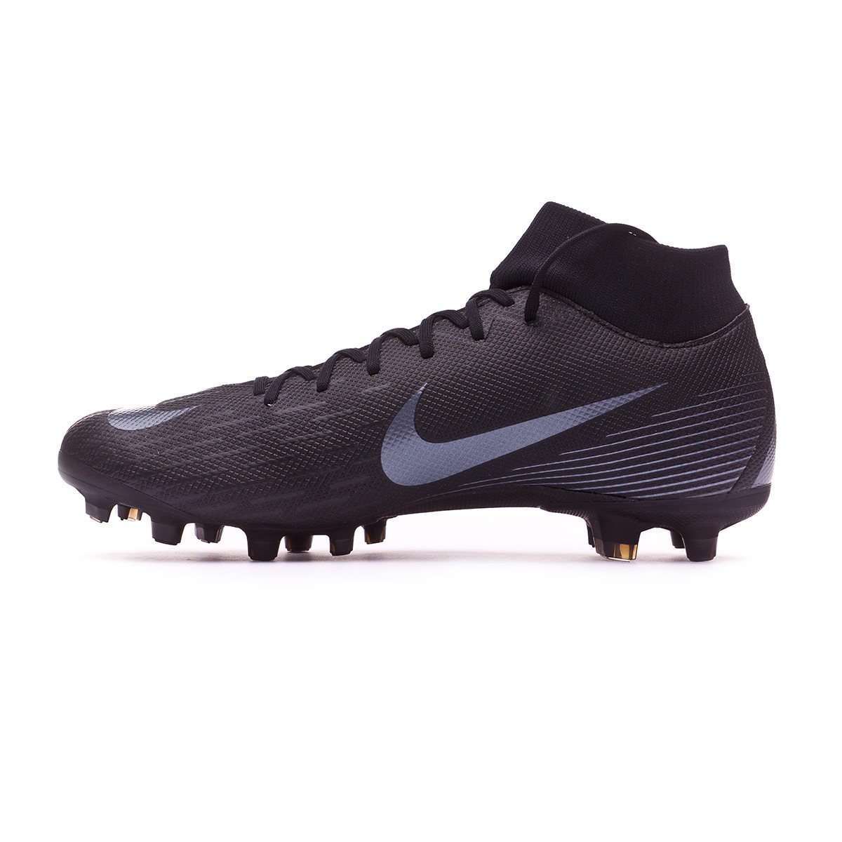 5f28aa15d Football Boots Nike Mercurial Superfly VI Academy MG Black - Football store  Fútbol Emotion