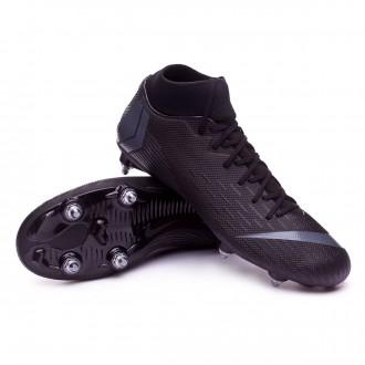 Boot  Nike Mercurial Superfly VI Academy SG-Pro Black