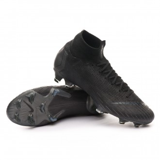 Boot  Nike Mercurial Superfly VI Elite FG Black