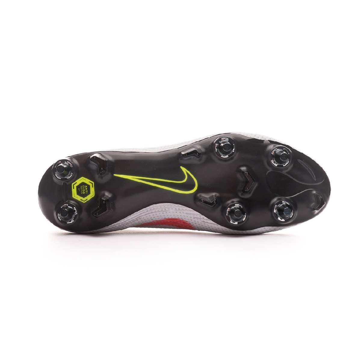 7f4fa496d Football Boots Nike Mercurial Superfly VI Elite Anti-Clog SG-Pro Wolf grey-Light  crimson-Pure platinum - Tienda de fútbol Fútbol Emotion