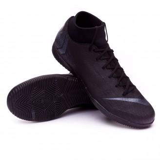 Futsal Boot  Nike Mercurial Superfly VI Academy IC Black