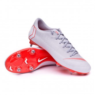 Boot  Nike Mercurial Vapor XII Academy SG-Pro Wolf grey-Light crimson-Pure platinum