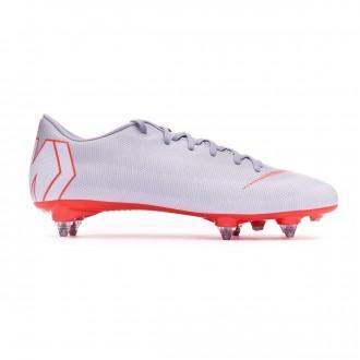 Bota  Nike Mercurial Vapor XII Academy SG-Pro Wolf grey-Light crimson-Pure platinum