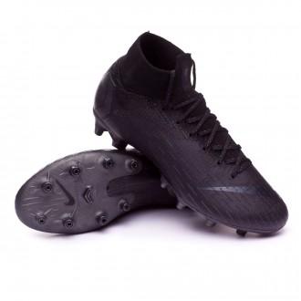 Boot  Nike Mercurial Superfly VI Elite AG-Pro Black