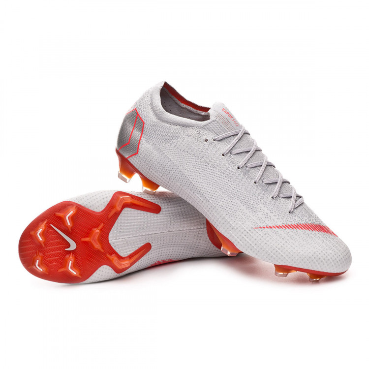 889ef63cc Football Boots Nike Mercurial Vapor XII Elite FG Wolf grey-Light ...