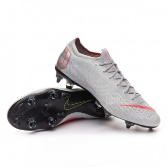 Boot  Nike Mercurial Vapor XII Elite SG-Pro ACC Wolf grey-Light crimson-Pure platinum