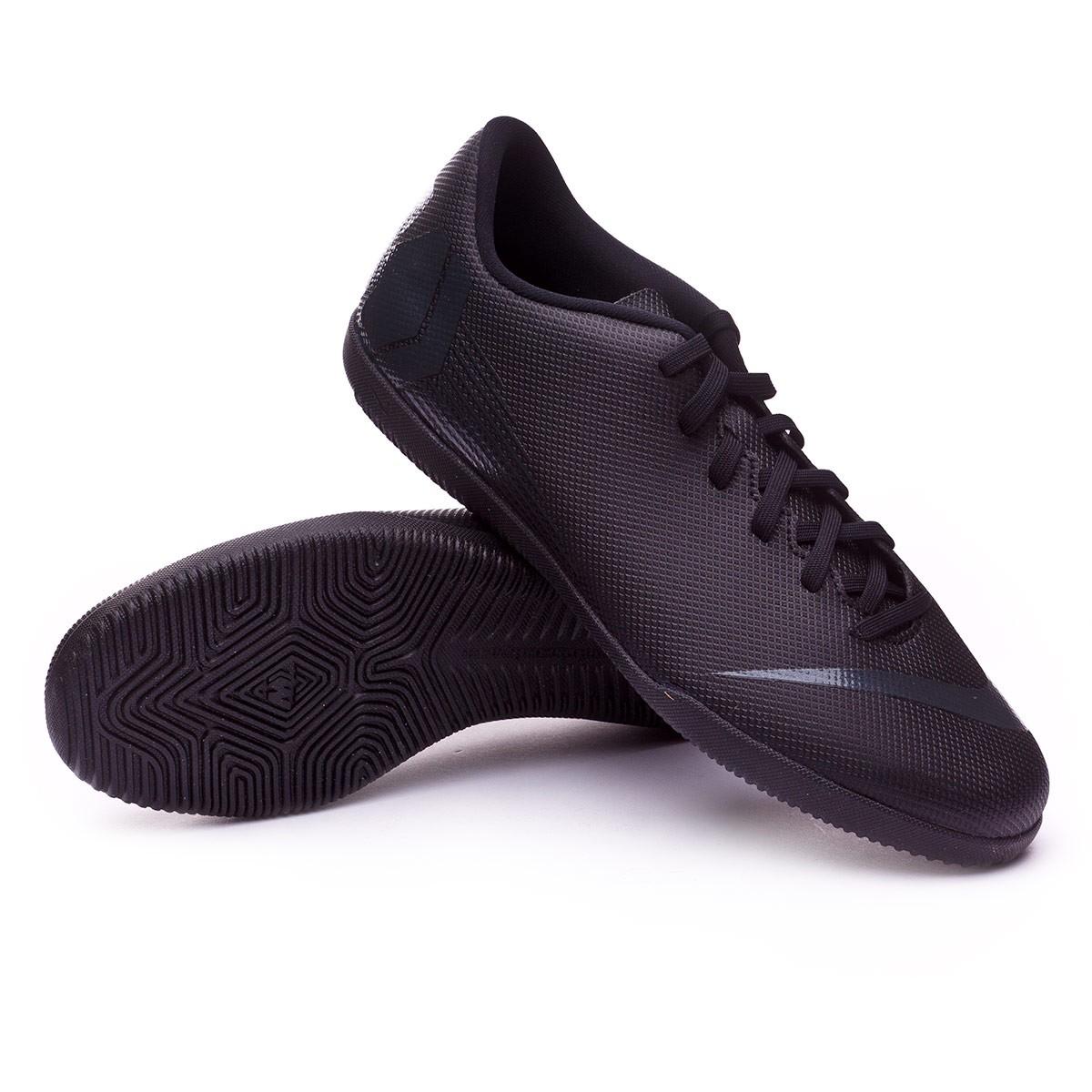 8c6253dabfaa Futsal Boot Nike Mercurial Vapor XII Club IC Black - Football store ...
