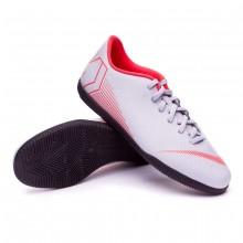 Futsal Boot Nike Mercurial VaporX XII Club IC Wolf grey-Light ... afac4de3e9f86