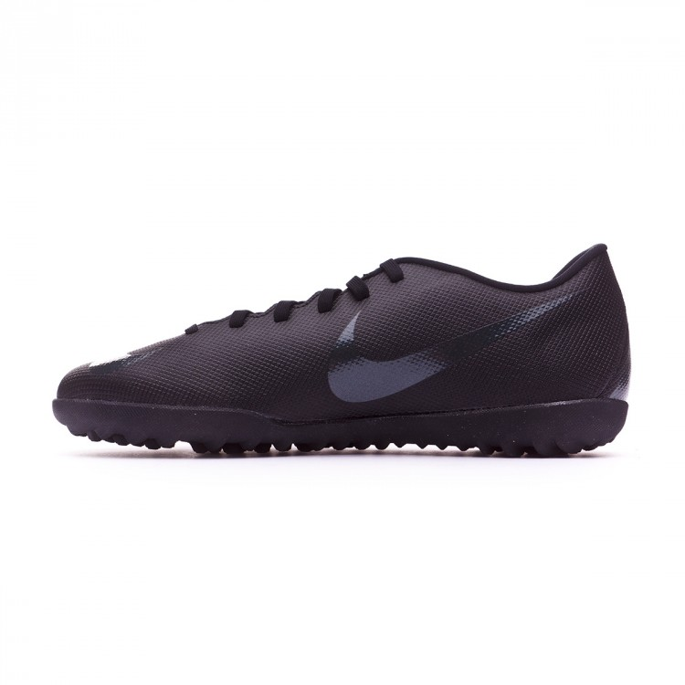 53b02cbe Sapatilhas Nike Mercurial Vapor XII Club Turf Black - Loja de ...