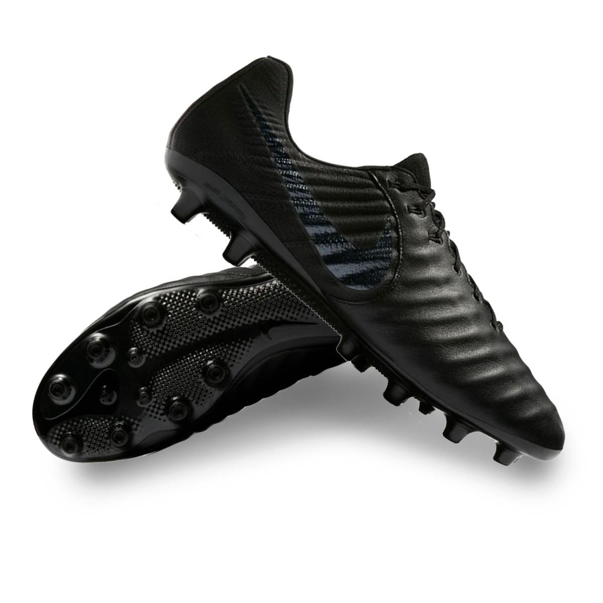 Sucio Limitado Experto  Football Boots Nike Tiempo Legend VII Elite AG-Pro Black - Football store  Fútbol Emotion