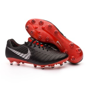 Chuteira Nike Tiempo Legend 7 Elite – BlackRed