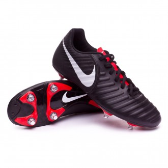 Bota  Nike Tiempo Legend VII Club SG Black-Pure platinum-Light crimson