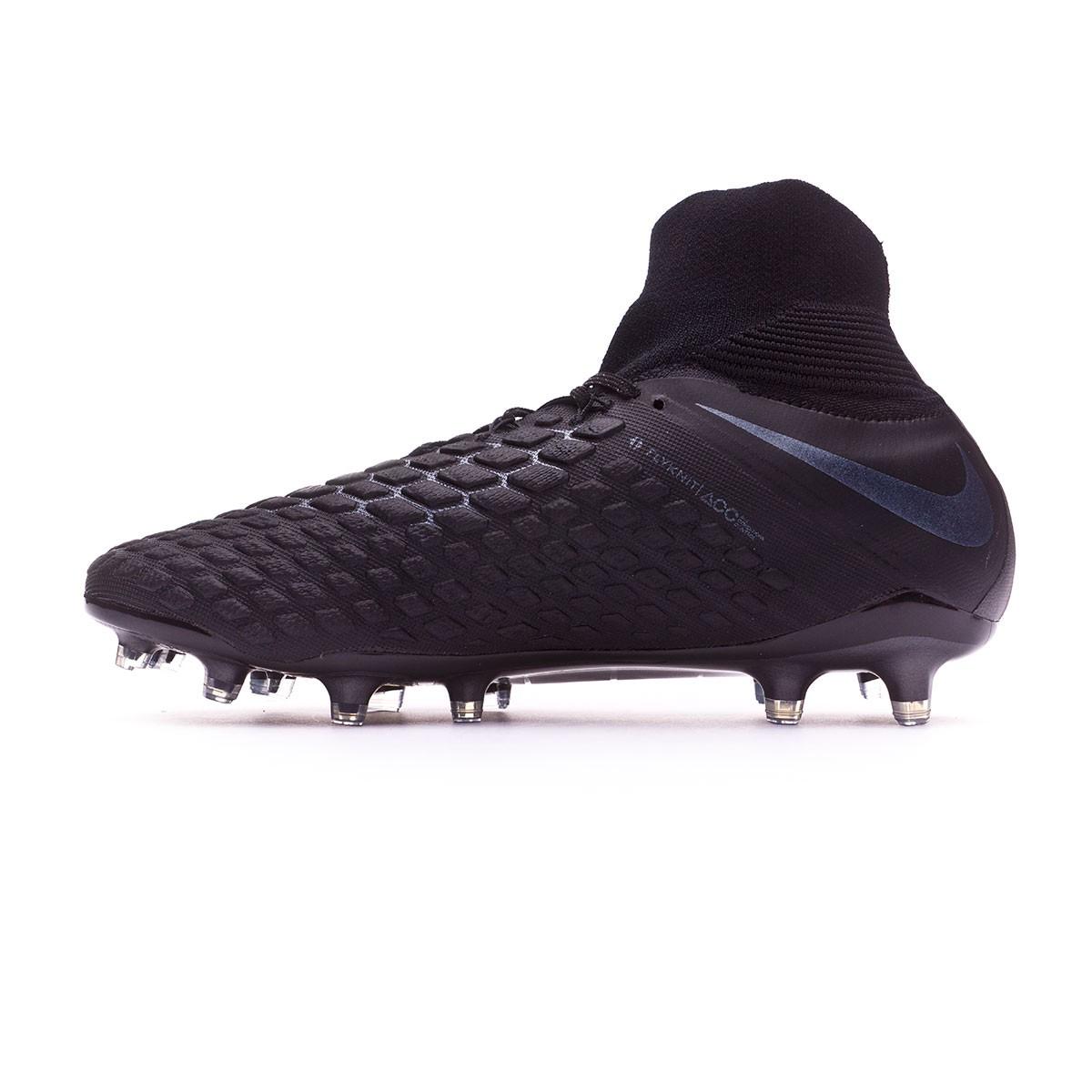nike phantom black boots