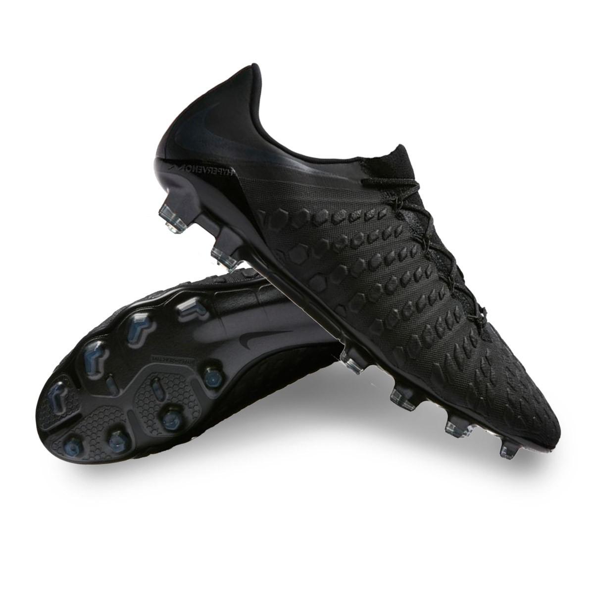 low priced 761ac 70c1c nike hypervenom black sock boots