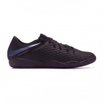 Zapatilla  Nike Hypervenom Phantom III Academy IC Black