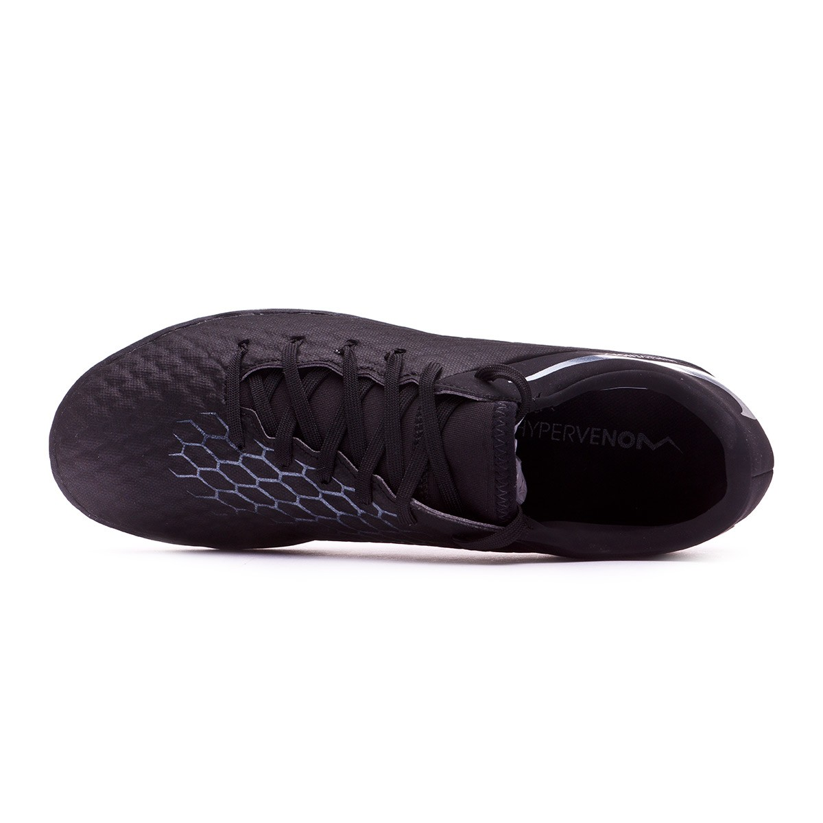 7b8997619c92 Futsal Boot Nike Hypervenom Phantom III Academy IC Black - Football store  Fútbol Emotion