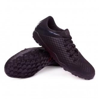 Chaussure de football  Nike Hypervenom Phantom III Academy Turf Black