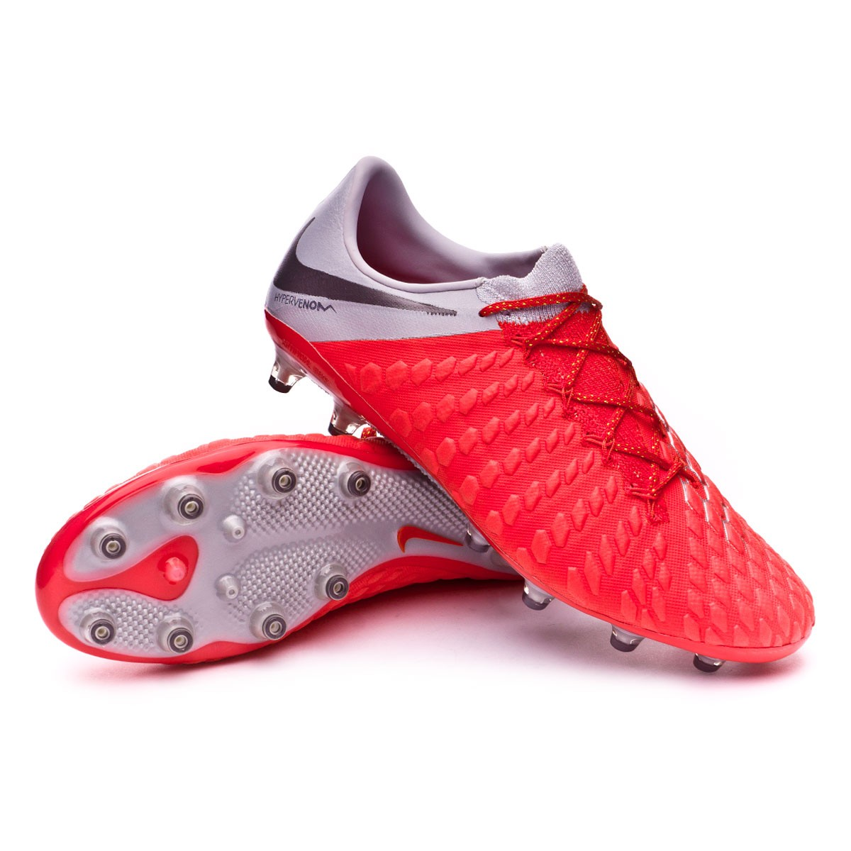 e66e1ad7b Football Boots Nike Hypervenom Phantom III Elite AG-Pro Light ...