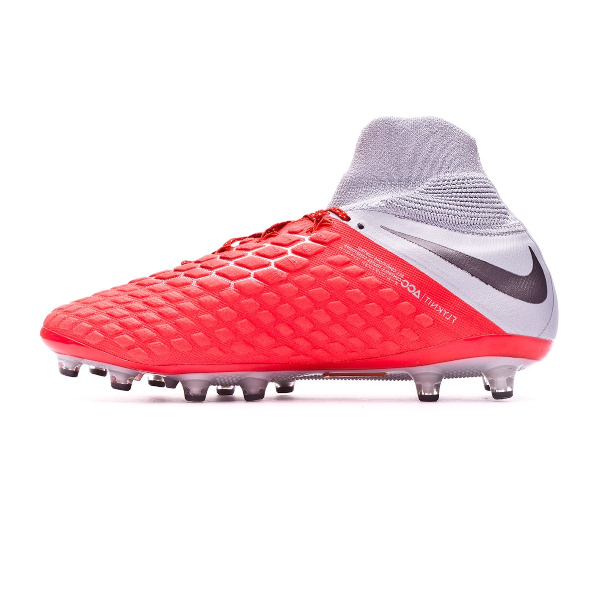 2609f2b6b3f1 Boot Nike Hypervenom Phantom III Elite DF AG-Pro Light crimson-Metallic  dark grey-Wolf grey - Leaked soccer