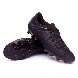 Football Boots  Nike Hypervenom Phantom III Academy FG Black