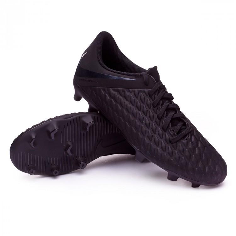 a85bad58a Chuteira Nike Hypervenom Phantom III Club FG Black - Loja de futebol ...