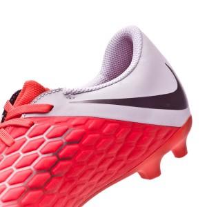 32af6e56452d Football Boots Nike Hypervenom Phantom III Club FG Light crimson ...