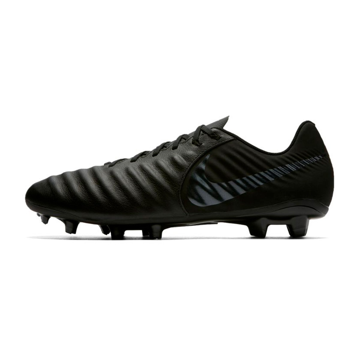 d57b8732111 Football Boots Nike Tiempo Legend VII Academy FG Black - Football store  Fútbol Emotion