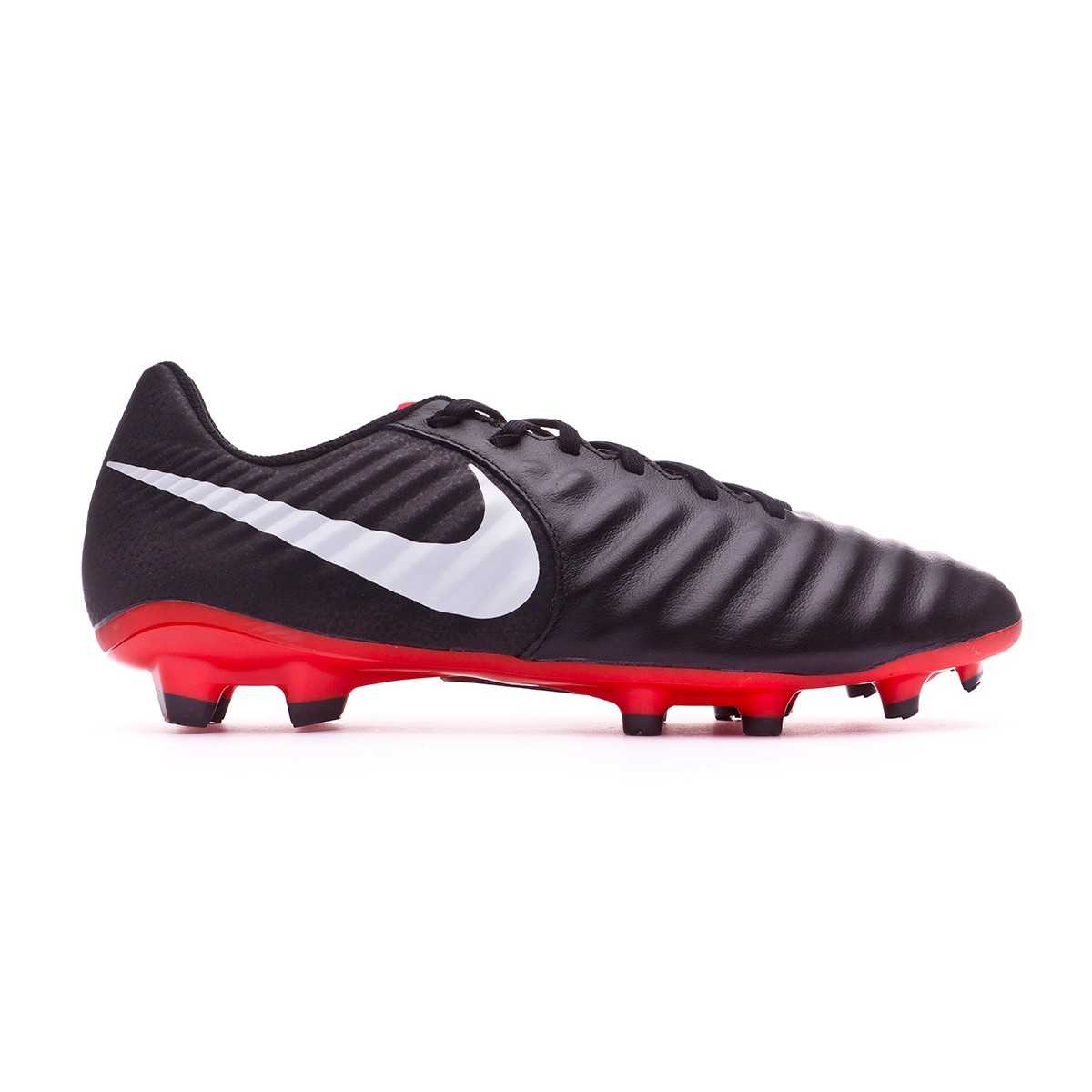 purchase cheap f4a5c b673a Scarpe Nike Tiempo Legend VII Academy MG Black-Pure platinum-Light crimson  - Negozio di calcio Fútbol Emotion